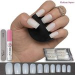 Comparatif capsule ongle blanche