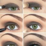 Guide d'achat maquillage yeux verts gris