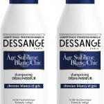 Guide d'achat shampooing cheveux blancs