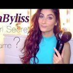 Test boucleur babyliss curl secret