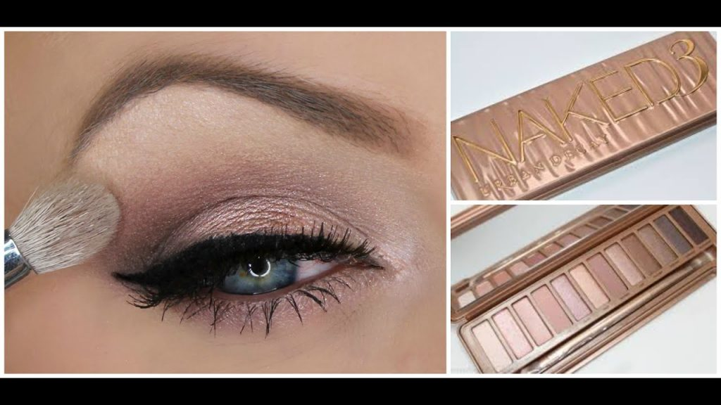 avis maquillage yeux nude
