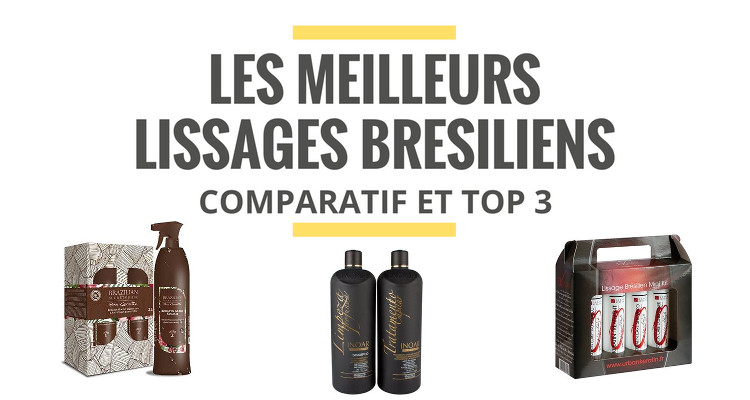 comparatif shampoing lissage bresilien