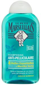 test shampoing anti pelliculaire efficace