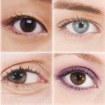 Guide d'achat yeux verts maquillage