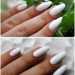 Test faux ongles pointu