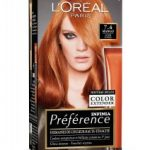 Test shampoing colorant roux