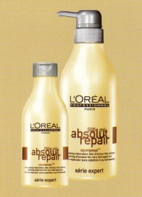 test shampooing professionnel l oreal